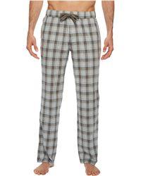 UGG - Flynn Plaid Pj Pants (bungee Cord) Men's Pajama - Lyst