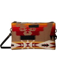 Pendleton - Large Three-pocket Keeper - Lyst