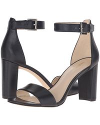 Nine West - Nora Block Heel Sandal - Lyst