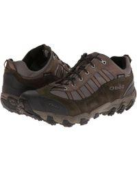 Obōz - Tamarack (bungee) Men's Shoes - Lyst