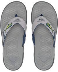 9c61dc249106 Columbia - Fish Fliptm Pfg (steam carbon) Men s Sandals - Lyst