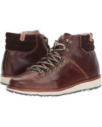 Jambu - Rushmore Water-resistant (brown Full Grain Leather/kid Suede) Men's Boots - Lyst