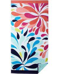 Vera Bradley - Beach Towel (summer Vibes) Bath Towels - Lyst
