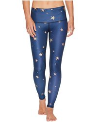 Teeki - Great Star Nation Hot Pants (navy) Women's Shorts - Lyst