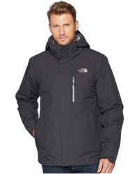 The North Face - Carto Triclimate Jacket (bittersweet Brown/fig) Men's Coat - Lyst