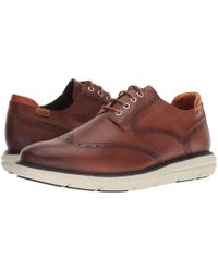 Pikolinos - Amberes M8h-4239 (cuero) Men's Lace Up Wing Tip Shoes - Lyst