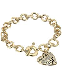 Guess - Toggle Bracelet I (gold) Bracelet - Lyst