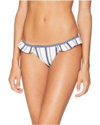 Rip Curl - Wave Lines Cheeky Bikini Bottoms - Lyst