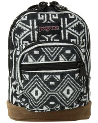 Jansport - Right Pouch (black) Backpack Bags - Lyst