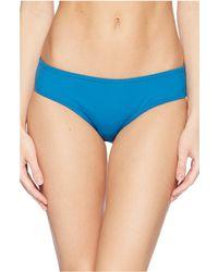 Vince Camuto - Shore Shades Shirred Smooth Fit Cheeky Bikini Bottom - Lyst