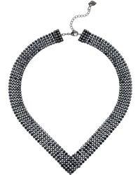 Swarovski - Fit Refresh Y Necklace - Lyst