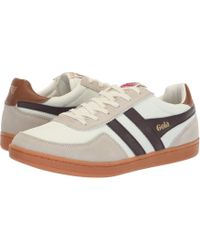 Gola - Elite (navy/off-white/tan) Men's Shoes - Lyst