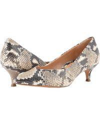 Vionic - Josie (sand) Women's 1-2 Inch Heel Shoes - Lyst
