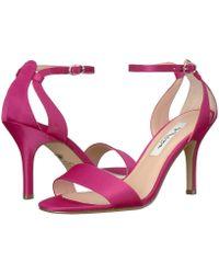 Nina - Venetia (champagne) High Heels - Lyst