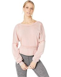 7dc366288b56f Free People - Charlotte Wrap Top (taupe) Women s Clothing - Lyst
