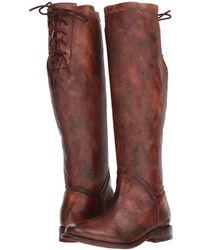 Bed Stu - Manchester S (teak Rowan Multi) Women's Boots - Lyst