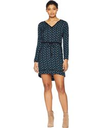 Mountain Khakis - Harvest Dress (port Print) Women's Dress - Lyst