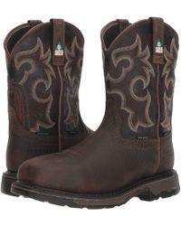 43bcba378f4 Lyst - Ariat Workhog Xt Firebird Work Boots in Brown for Men