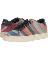 Paul Smith - Basso Sneaker (dark Navy Satin) Women's Shoes - Lyst