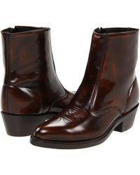 Laredo - Long Haul (burnt Apple) Cowboy Boots - Lyst