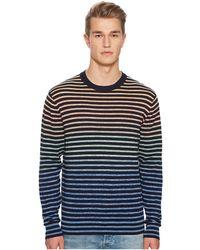 Paul Smith - Multistripe Sweater - Lyst