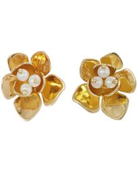 Vince Camuto - Stud Earrings - Lyst