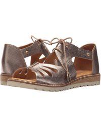 Pikolinos - Alcudia W1l-0917 (brandy) Women's Shoes - Lyst