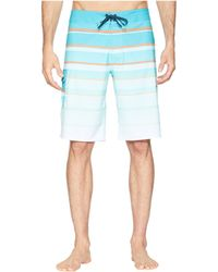 Billabong - All Day X Stripe Boardshorts (navy) Men's Swimwear - Lyst