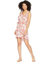 Stetson - 1752 Floral Herringbone (pink) Women's Dress - Lyst