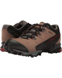 La Sportiva - Genesis Low Gtx (taupe/brick) Men's Shoes - Lyst