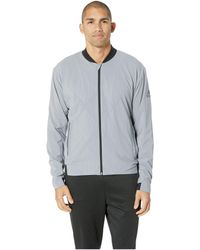 adidas - Barricade Jacket (grey) Men's Coat - Lyst
