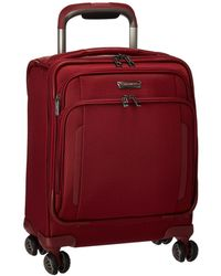 Samsonite - Silhouette Xv 21 Spinner (napa Red) Luggage - Lyst