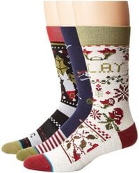 Stance - Holiday 3-pack - Lyst