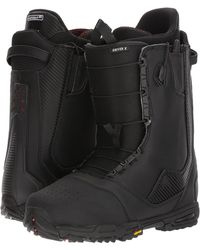 Burton - Driver X '18 (black) Men's Cold Weather Boots - Lyst