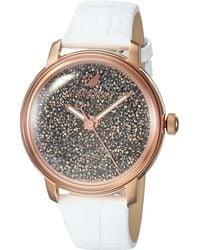 Swarovski   Crystalline Hours Watch   Lyst