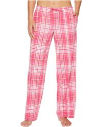 Life Is Good. - Tropical Pink Plaid Sleep Pant - Lyst