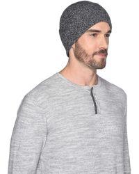 911fd7a44706c UGG - High Cuff Knit Beanie (black Multi) Beanies - Lyst