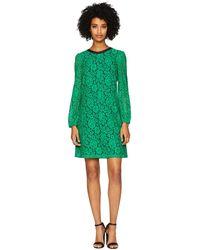 Paul Smith - Lace Dress (green) Women's Dress - Lyst
