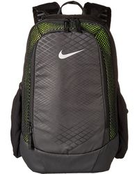 a1a3032f9d Nike - Vapor Speed Training Backpack (black volt metallic Silver) Backpack  Bags