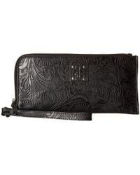 STS Ranchwear - The Floral Clutch (red) Clutch Handbags - Lyst