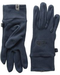 The North Face - Women's Tka 100 Glove (tnf Medium Grey Heather (std)) Extreme Cold Weather Gloves - Lyst