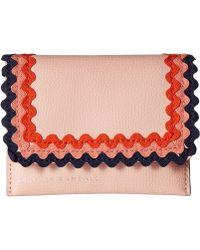 Loeffler Randall - Essential Wallet (ballet/multi) Wallet Handbags - Lyst