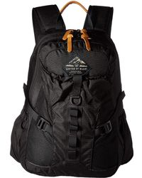 United By Blue - 22l Tyest Pack (black) Backpack Bags - Lyst