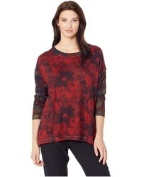 Nally & Millie - Floral Tunic (multi) Women's Clothing - Lyst