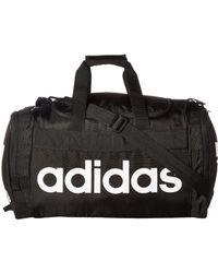 adidas Originals - Originals Santiago Duffel (collegiate Burgundy/white) Duffel Bags - Lyst