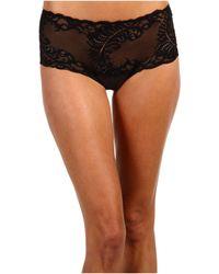 Natori - Feathers Girl Brief (black) Women's Underwear - Lyst