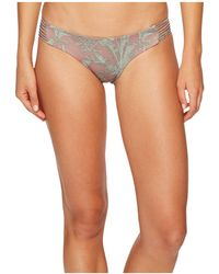 RVCA - Palmer Cheeky Bottoms - Lyst