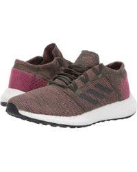 adidas Originals - Pureboost Element (carbon/carbon/trace Maroon) Women's Shoes - Lyst