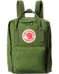2bfb5f94c02 Herschel Supply Co. Brick Peach Settlement Mid Backpack.  60  40 (30% off).  Century 21 · Fjallraven - Kanken Mini (brick) Backpack Bags - Lyst