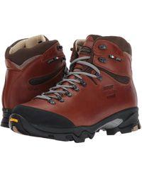 Zamberlan - Vioz Lux Gtx Rr (waxed Black) Men's Boots - Lyst
